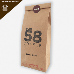 Mont58 coffee blend