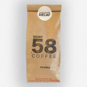 Mont58 - Craft decaf coffee