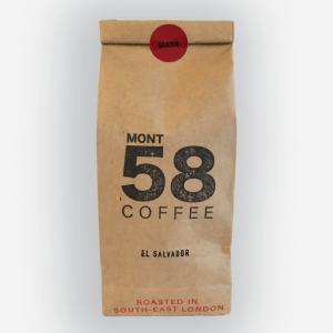 artisan coffee from El Salvador