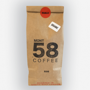 Mont58 - Organic craft coffee