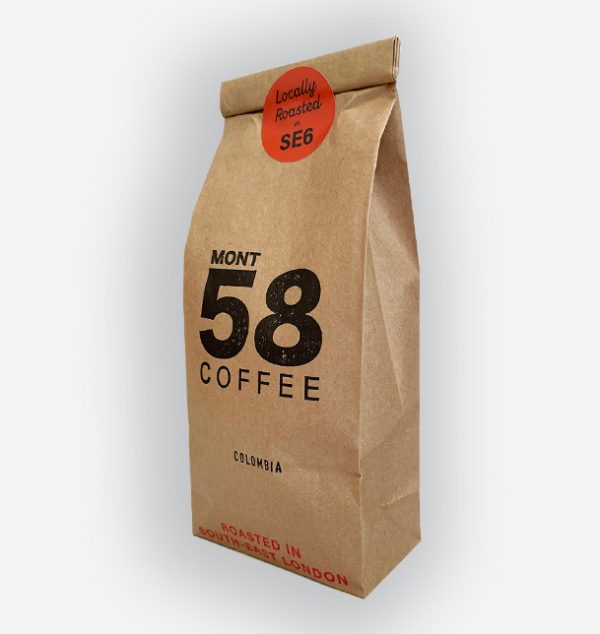 Mont58 Colombian Coffee