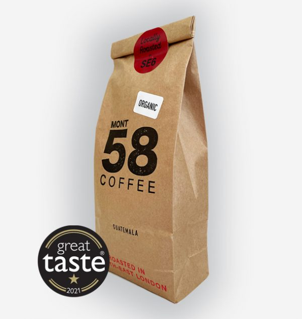 great taste winner coffee