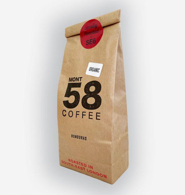 Mont58 Organic Honduran coffee