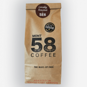The wake-up call mont58 coffee blend