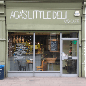 Aga's little deli
