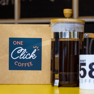 One click coffee