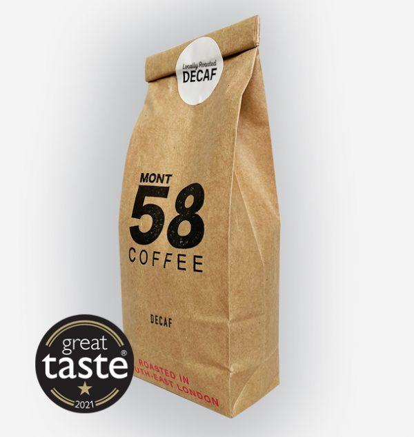 decaf coffee great taste star