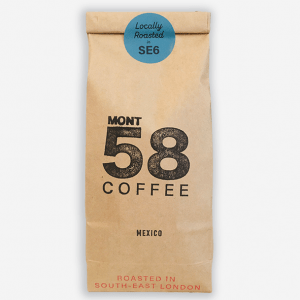 Mexican arabica coffee