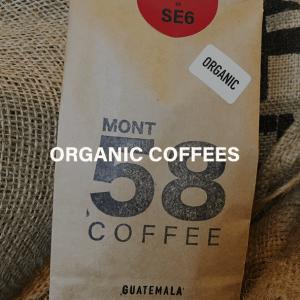 ORGANIC COFFEES