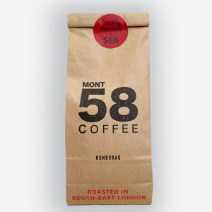 Mont58 Honduran coffee