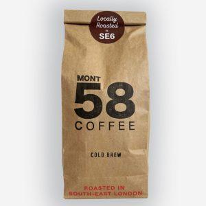 Mont58 cold brew blend